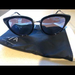 Quay My Girl Cat Eye Sunglasses
